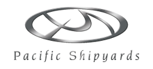 Pacific Shipyards Logo