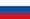 Russisch флаг
